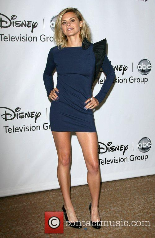 Eliza Coupe Disney ABC Television Group Host Summer...