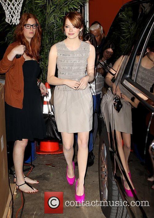 Emma Stone, ABC
