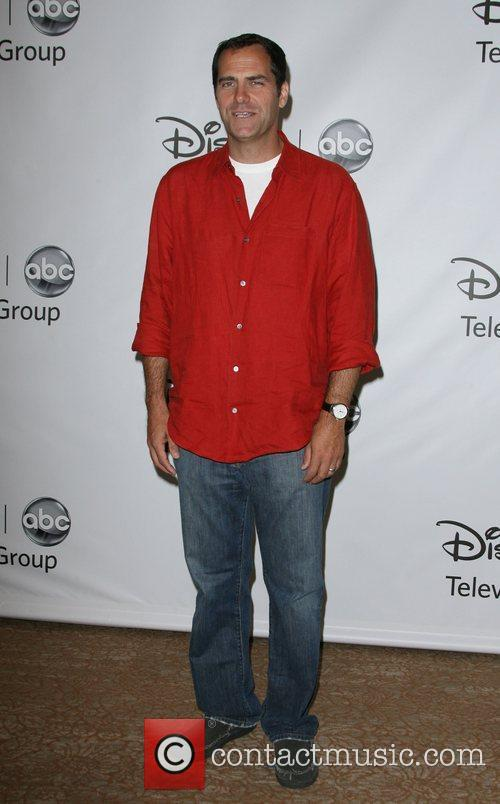 Andy Buckley Disney ABC Television Group Host Summer...