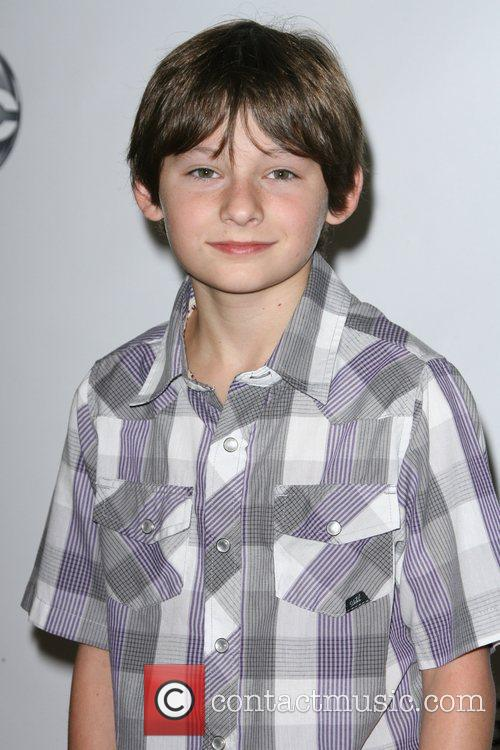 Jared Gilmore, Beverly Hilton Hotel