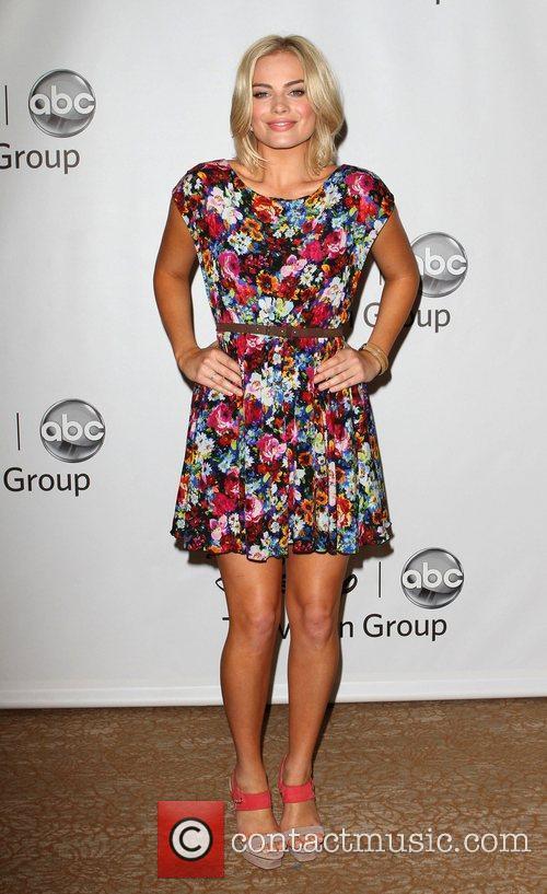 Margot Elise Robbie, Beverly Hilton Hotel