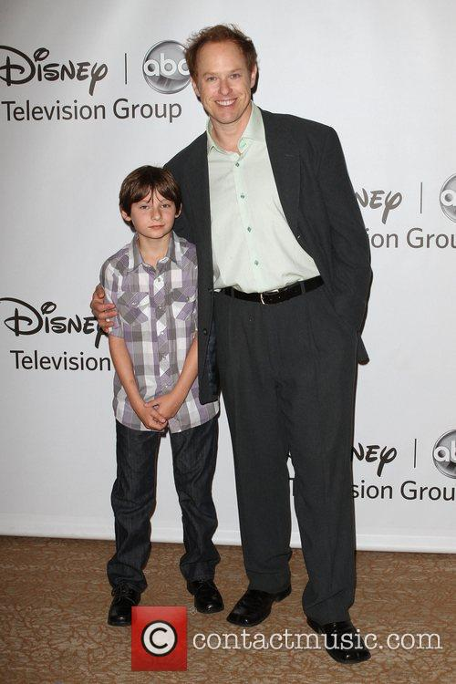 Jared Gilmore, Raphael Sbarge Disney ABC Television Group...