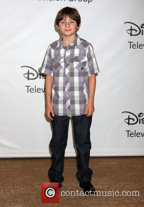 Jared Gilmore Disney ABC Television Group hosts 'Summer...