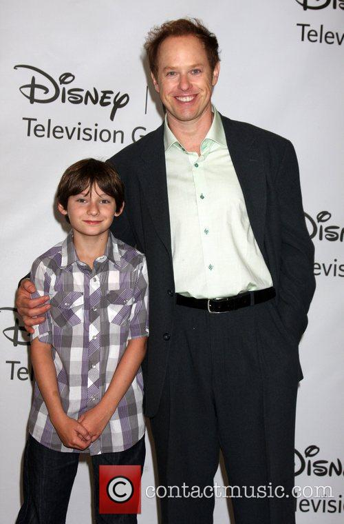 Jared Gillmore and Raphael Sbarge Disney ABC Television...