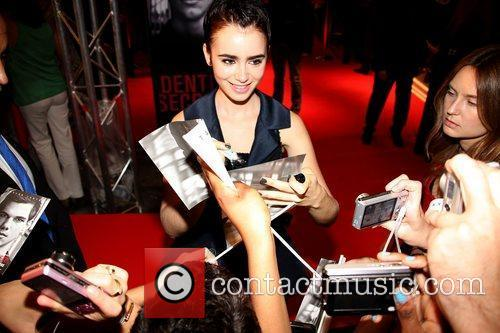 French premiere of 'Abduction' held at the Gaumont...