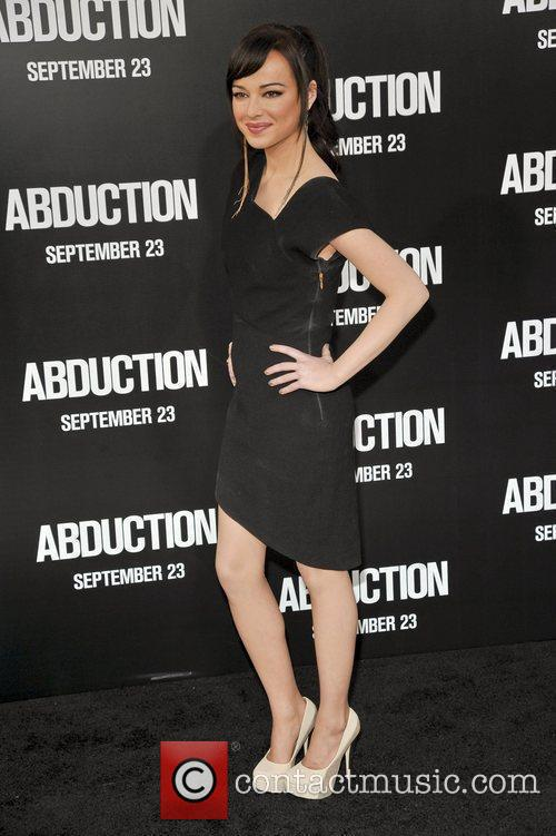 Ashley Rickards  The premiere of 'Abduction' held...
