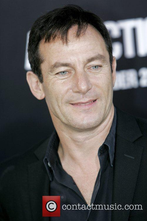 Jason Isaacs  The premiere of 'Abduction' held...