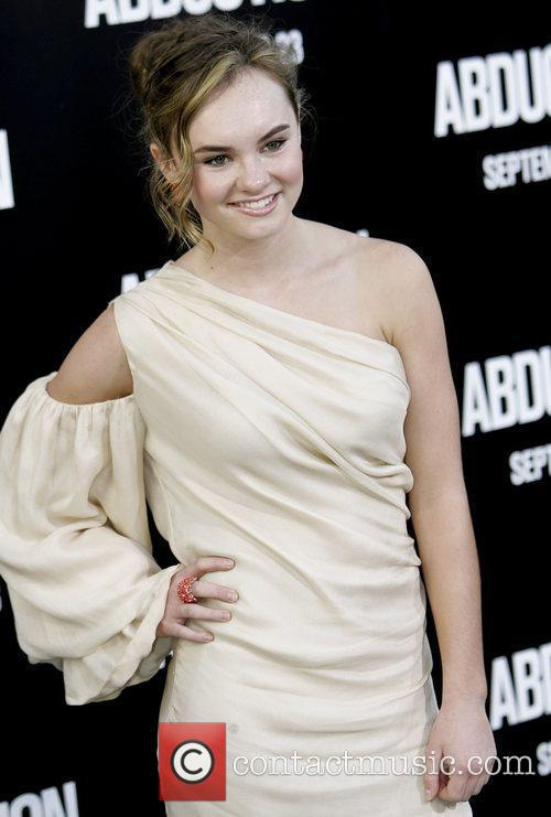 Madeline Carroll  The premiere of 'Abduction' held...
