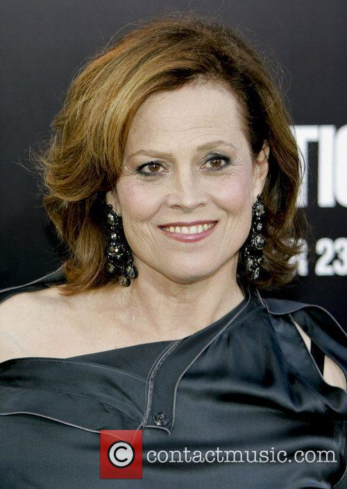 Sigourney Weaver  The premiere of 'Abduction' held...