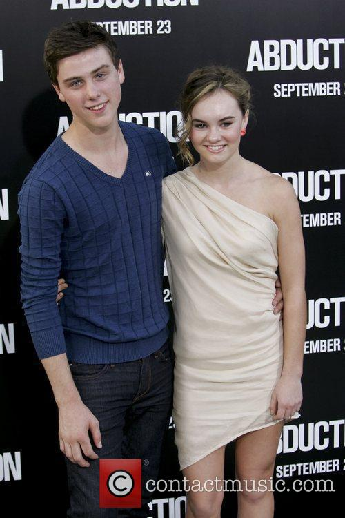 Sterling Beaumon, Madeline Carroll  The premiere of...