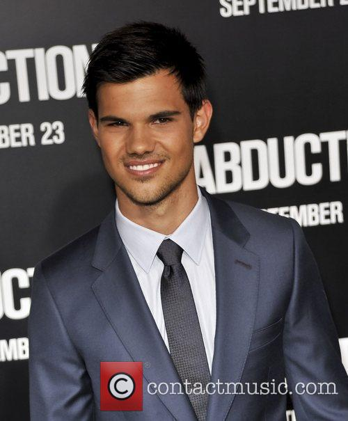 Taylor Lautner  The premiere of 'Abduction' held...
