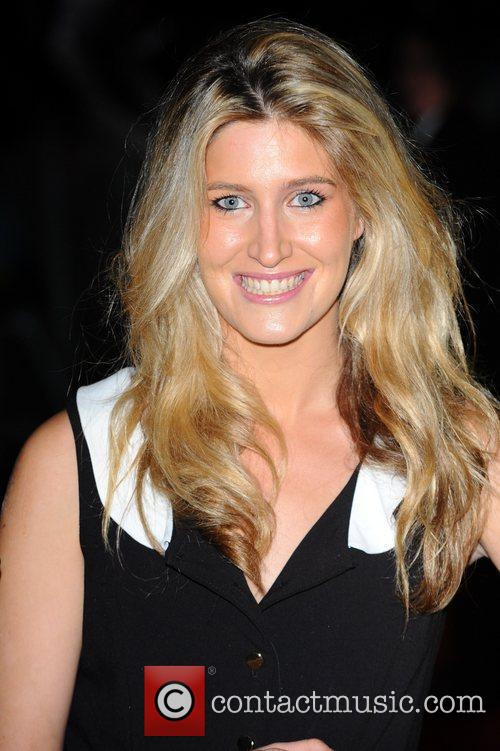 Francesca Hull UK premiere of 'Abduction' held at...