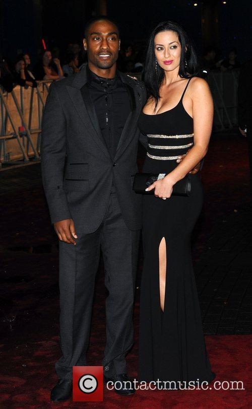 Simon Webbe UK premiere of 'Abduction' held at...