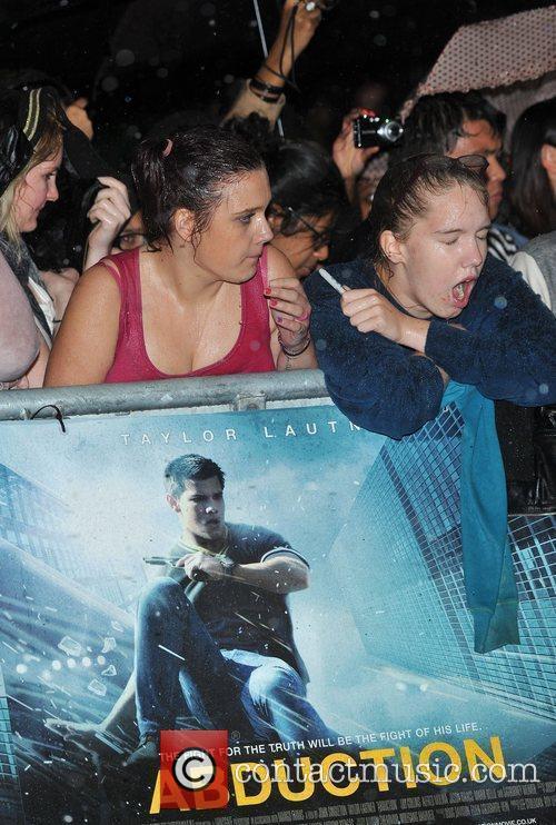 Atmosphere Abduction - UK film premiere held at...