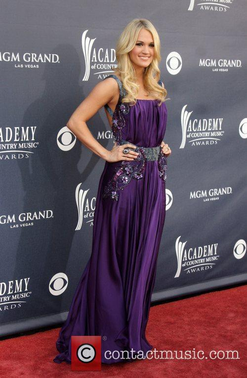Carrie Underwood  The Academy of Country Music...