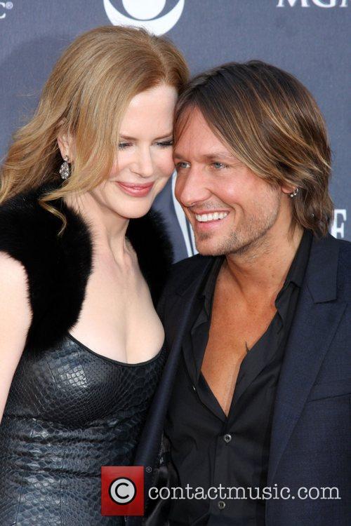 Nicole Kidman and Keith Urban The Academy of...