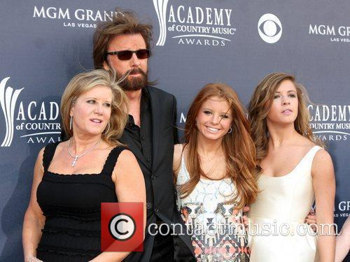 Ronnie Dunn and family The Academy of Country...