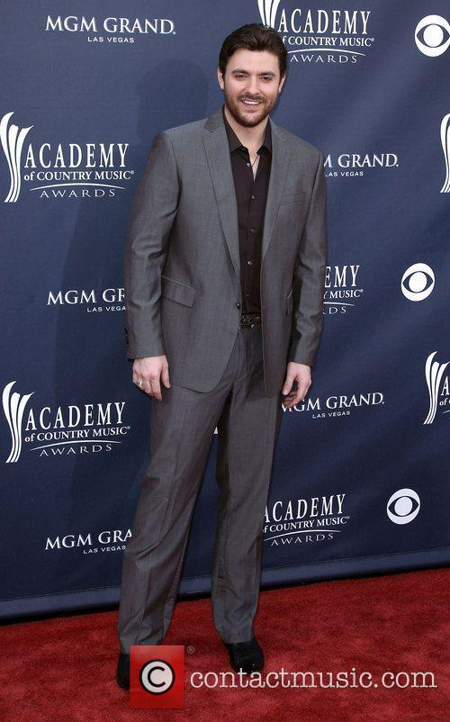 Chris Young The Academy of Country Music Awards...