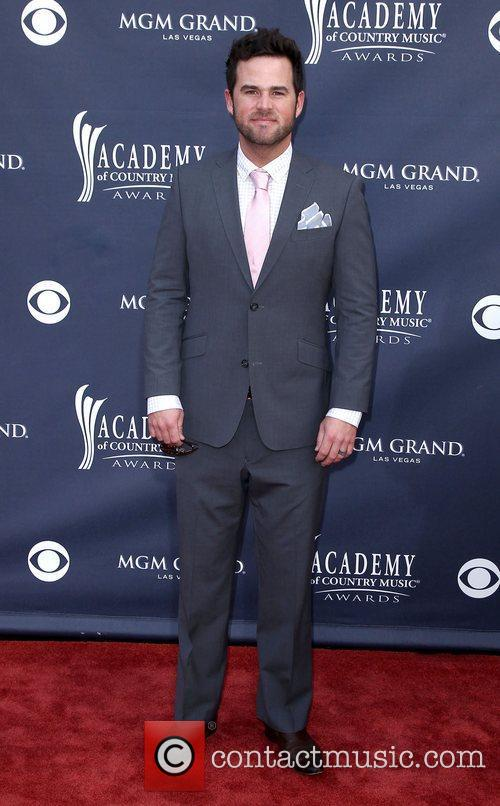 David Nail The Academy of Country Music Awards...