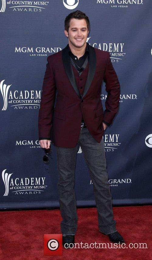 Easton Corbin The Academy of Country Music Awards...