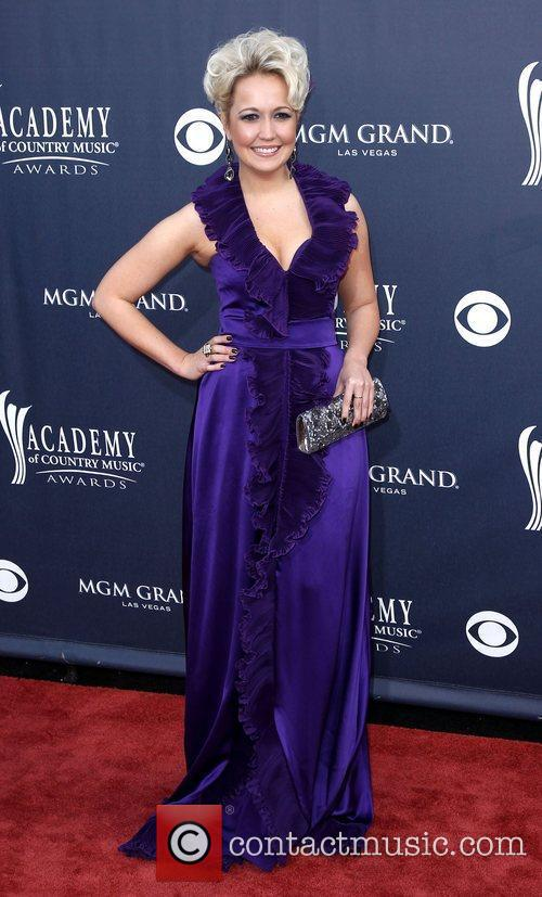 Meghan Linsey The Academy of Country Music Awards...