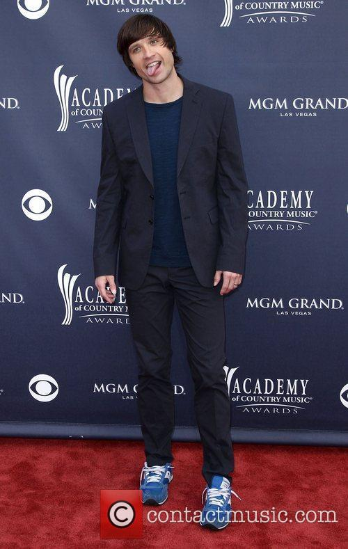 Walker Hayes The Academy of Country Music Awards...