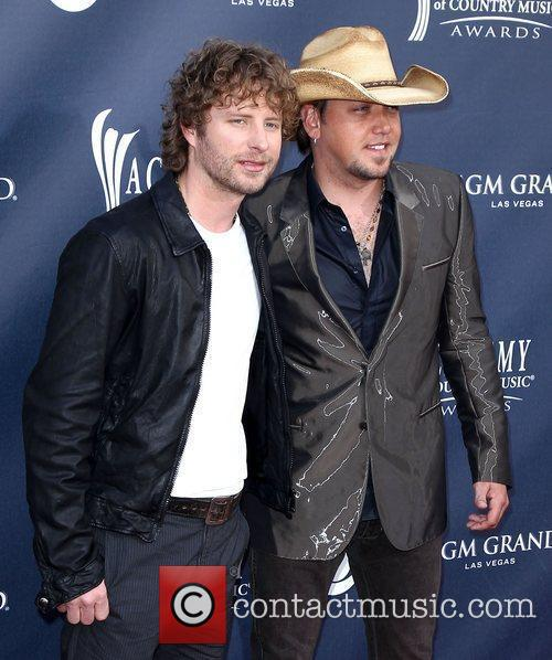 Dierks Bentley, Jason Aldean The Academy of Country...