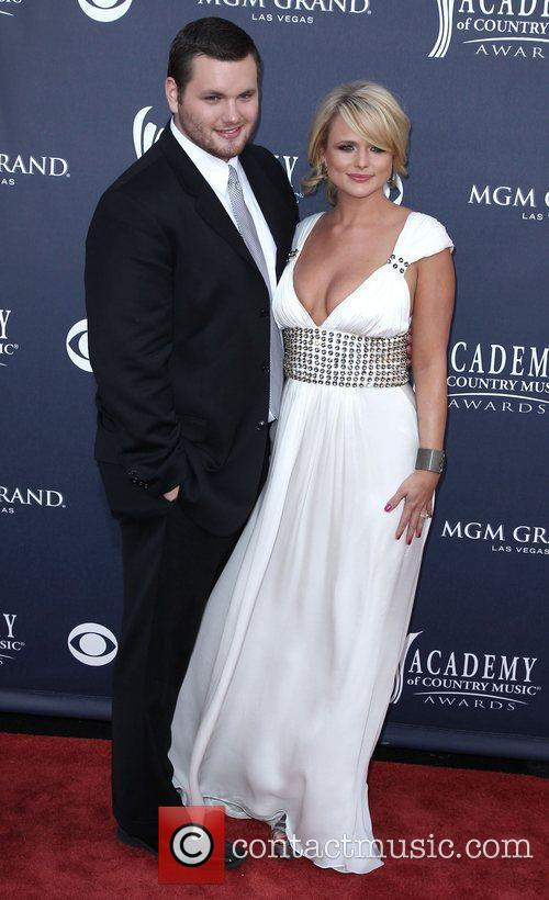 Luke Lambert, Miranda Lambert The Academy of Country...