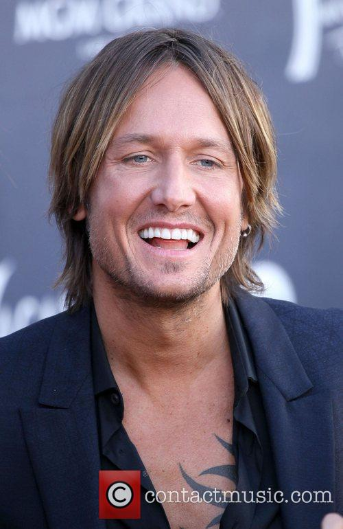 Keith Urban The Academy of Country Music Awards...
