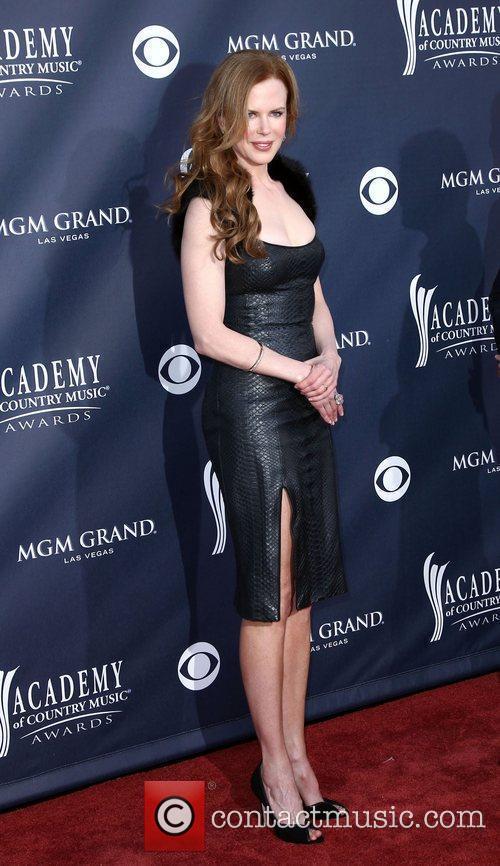 Nicole Kidman The Academy of Country Music Awards...