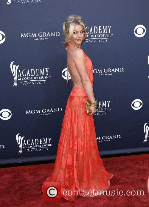 Julianne Hough The Academy of Country Music Awards...