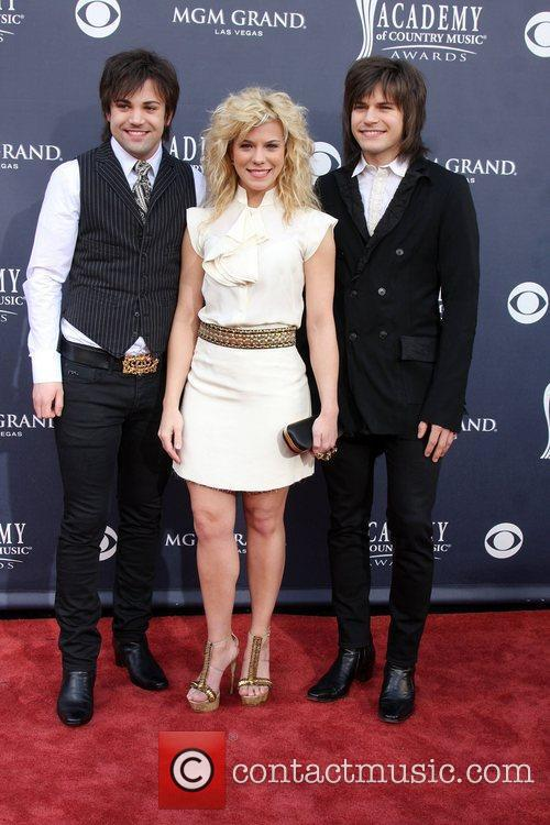 The Band Perry  ,  The Academy...