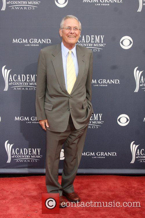 Donald Rumsfeld  ,  The Academy of...