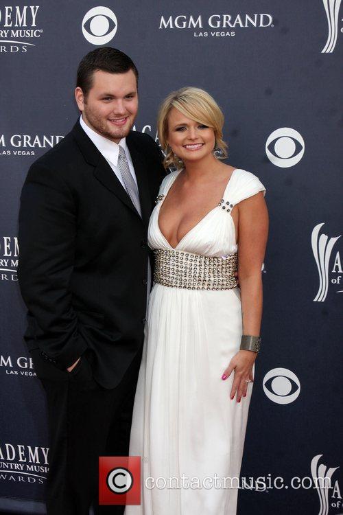 Miranda Lambert and her brother  ,...