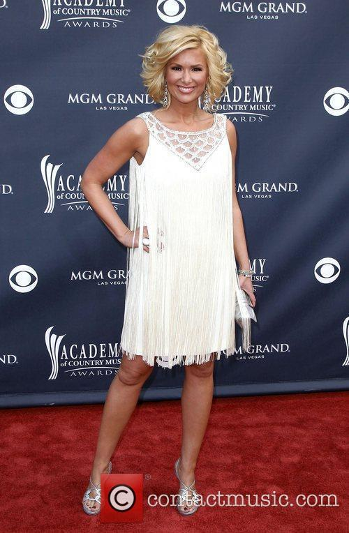Allison DeMarcus The Academy of Country Music Awards...