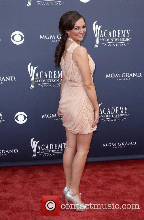 Ashley Gearing The Academy of Country Music Awards...