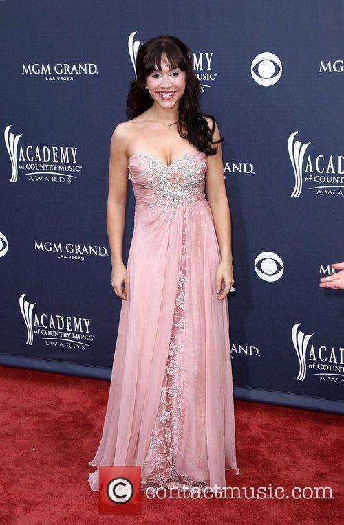Diana DeGarmo The Academy of Country Music Awards...