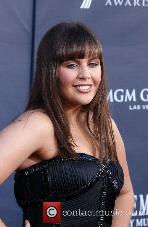 Hillary Scott The Academy of Country Music Awards...