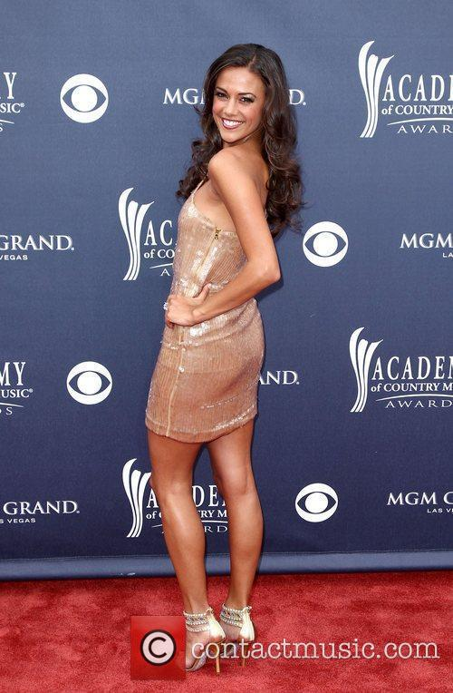 Jana Kramer The Academy of Country Music Awards...