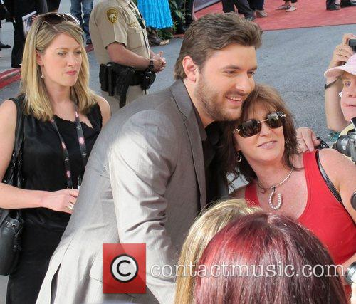 The Academy of Country Music Awards 2011 at...