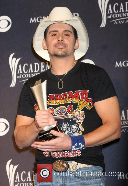 Brad Paisley The Academy of Country Music Awards...