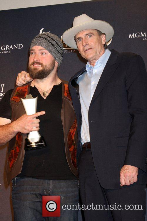 Zac Brown and James Taylor The Academy of...