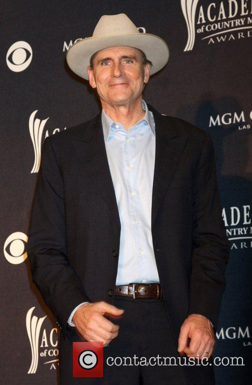 James Taylor The Academy of Country Music Awards...