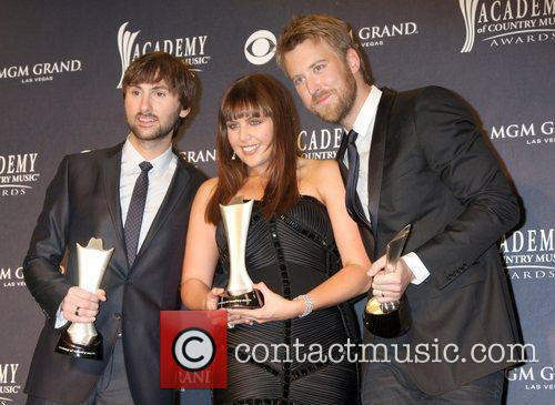 Lady Antebellum The Academy of Country Music Awards...