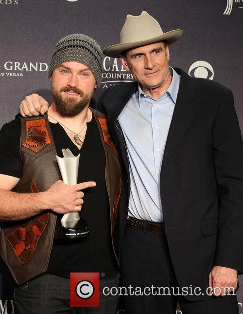 Zach Brown and James Taylor The Academy of...