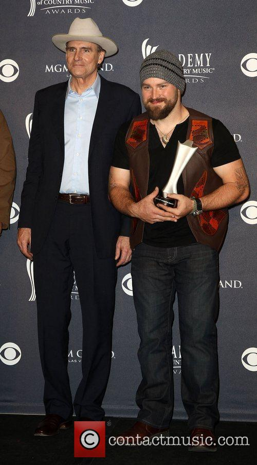 James Taylor and Zach Brown The Academy of...