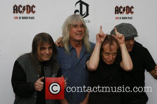 Angus Young, AC DC and Brian Johnson 13