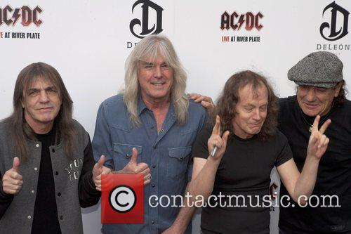Angus Young, AC DC and Brian Johnson 18