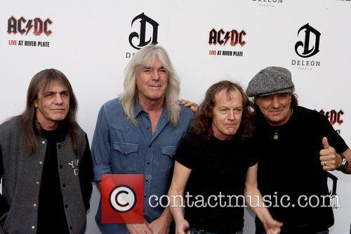 Angus Young, AC DC and Brian Johnson 25