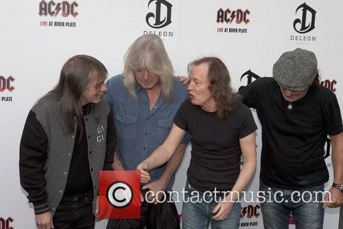 Angus Young, AC DC and Brian Johnson 22